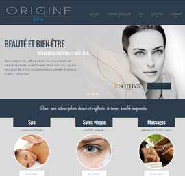 Origine spa institut de beauté