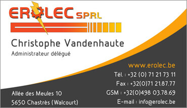 Creation De Carte Visite