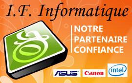 IF Informatique A Mettet Notre Partenaire